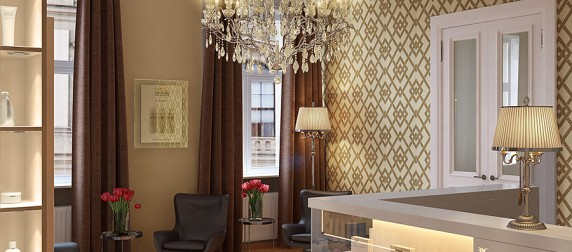 Beauty Clinic Interior Design Wien