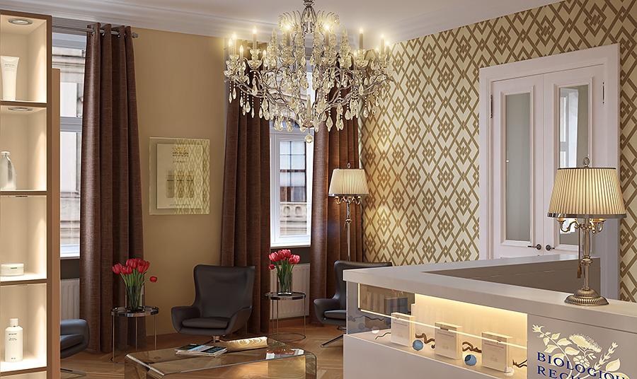 Design Studio By Yulia Kartysh Beauty Clinic Interior