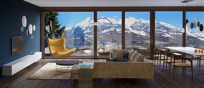 design studio by yulia kartysh wohnung interior design lichtestein maree ii. Black Bedroom Furniture Sets. Home Design Ideas