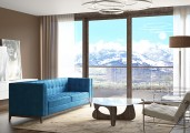 Дизайн интерьера квартиры в Лихтенштайне. Марее-III