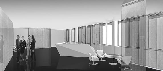 Europäisches Patentntamt Interior Design