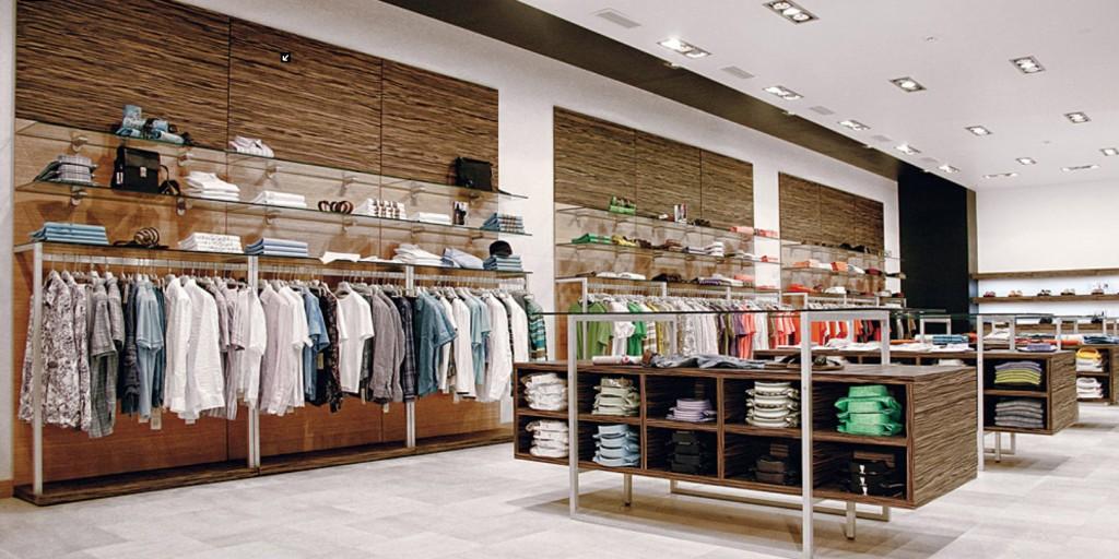 Дизайн интерьера бутик SOHO