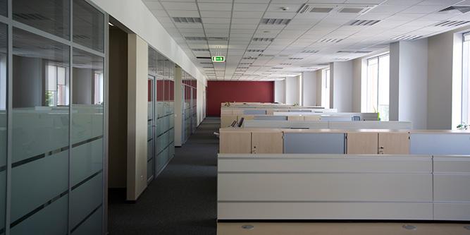 Дизайн интерьера офиса компании Carcade в Москве